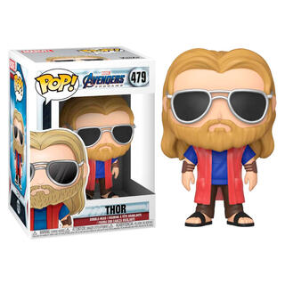 Figura Pop Marvel Avengers Endgame Thor-