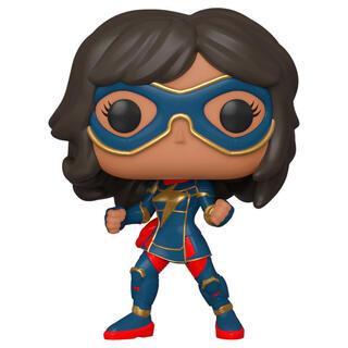 Figura Pop Marvel Avengers Game Kamala Khan Stark Tech Suit-