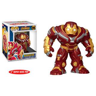 Figura Pop Marvel Avengers Infinity War Hulkbuster 15cm-