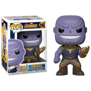 Figura Pop Marvel Avengers Infinity War Thanos-