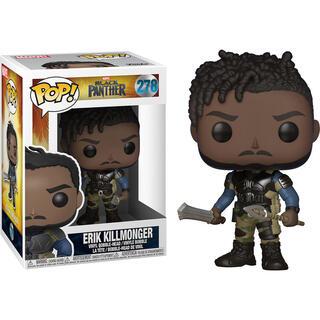 Figura Pop Marvel Black Panther Killmonger-