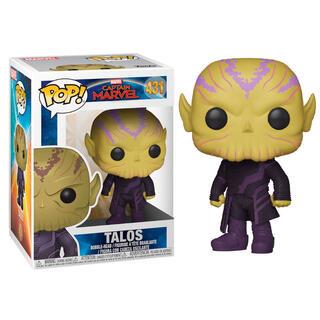 Figura Pop Marvel Capitana Marvel Talos-