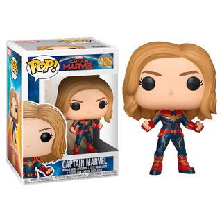 Figura Pop Marvel Capitana Marvel-