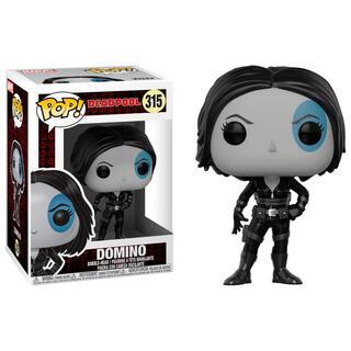 Figura Pop Marvel Deadpool Domino-