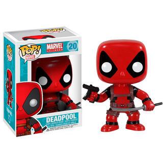 Figura Pop Marvel Deadpool-