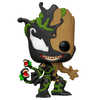 Figura Pop Marvel Max Venom Groot-