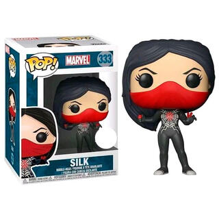 Figura Pop Marvel Silk Exclusive-