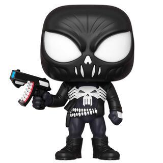 Figura Pop Marvel Venom Punisher Serie 3-