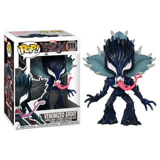 Figura Pop Marvel Venom Venomized Groot-