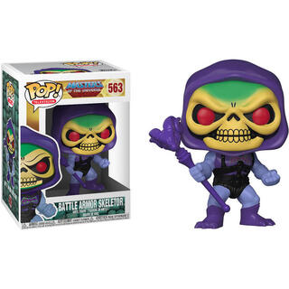 Figura Pop Masters of The Universe Skeletor With Battle Armor-