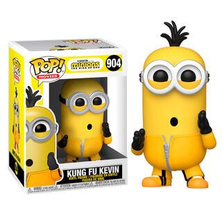 Figura Pop Minions 2 Kung Fu Kevin-