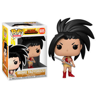 Figura Pop My Hero Academia Yaoyorozu-