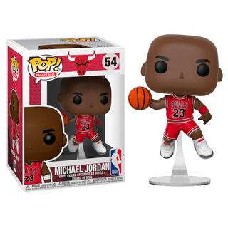 Figura Pop Nba Bulls Michael Jordan-