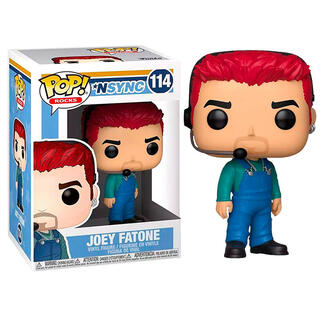 Figura Pop Nsync Joey Fatone-
