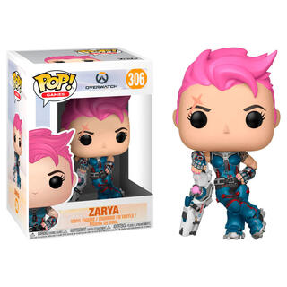 Figura Pop Overwatch Zarya-