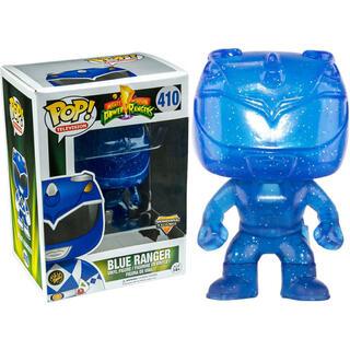 Figura Pop Power Rangers Blue Ranger Morphing Exclusive-