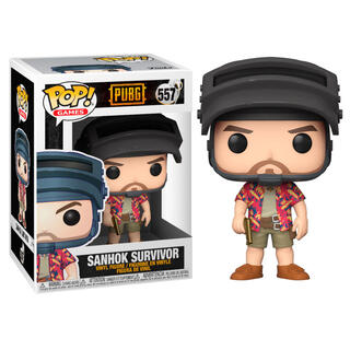 Figura Pop Pubg Sanhok Survivor-