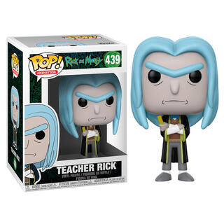 Figura Pop Rick & Morty Teacher Rick-