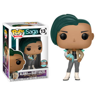 Figura Pop Saga Alana With Hazel Exclusive-