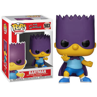 Figura Pop Simpsons Bartman-
