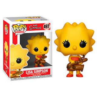 Figura Pop Simpsons Lisa-