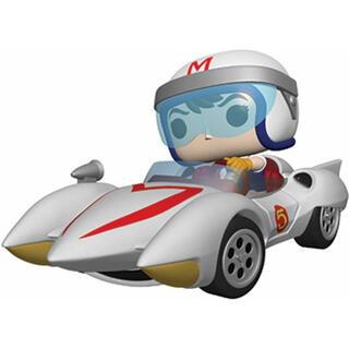 Figura Pop Speed Racer Speed With Mach 5-