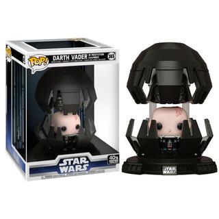 Figura Pop Star Wars Darth Vader In Meditation Chamber-