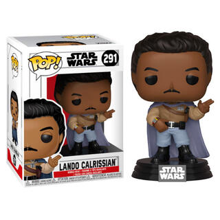 Figura Pop Star Wars General Lando-