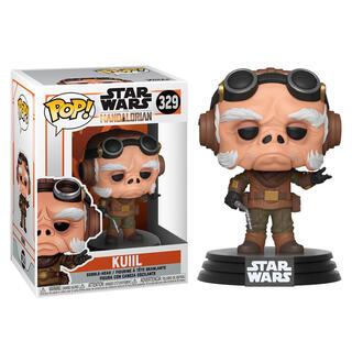 Figura Pop Star Wars Mandalorian Kuiil-