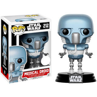 Figura Pop Star Wars Medical Droid Exclusive-