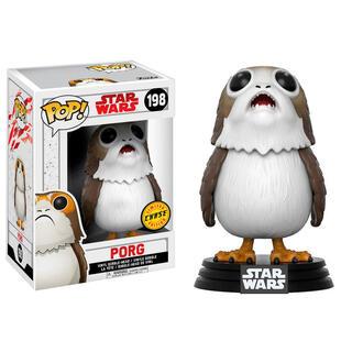 Figura Pop Star Wars The Last Jedi Porg Chase-