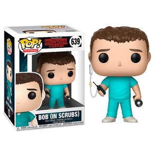 Figura Pop Stranger Things Bob In Scrubs-