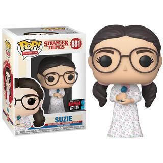 Figura Pop Stranger Things Suzie Exclusive-