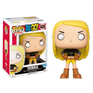 Figura Pop Teen Titans Go! Terra Exclusive-