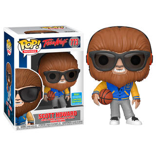 Figura Pop Teen Wolf Scott Howard Exclusive Sdcc-