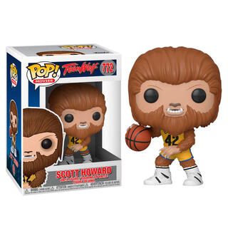Figura Pop Teen Wolf Scott-