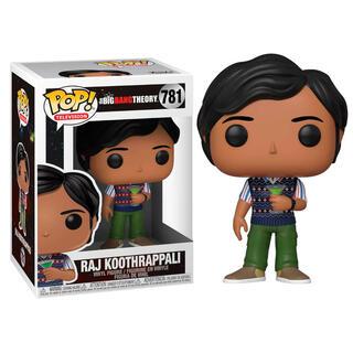 Figura Pop The Big Bang Theory Raj Serie 2-