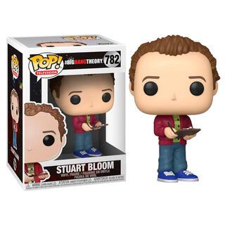 Figura Pop The Big Bang Theory Stuart Serie 2-