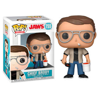Figura Pop Tiburon Chief Brody-