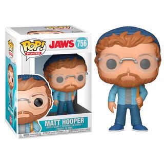Figura Pop Tiburon Matt Hooper-