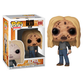 Figura Pop Walking Dead Alpha With Mask-