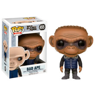Figura Pop War for The Planet of The Apes Bad Ape-
