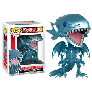 Figura Pop Yu-gi-oh! Blue Eyes White Dragon-