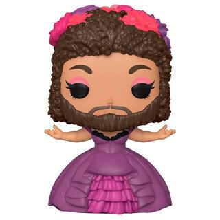 Figura Pop el Gran Showman Bearded Lady-
