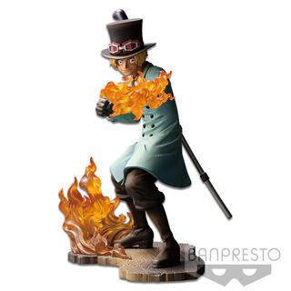 Figura Posing Series Sabo One Piece Stampede 15cm-