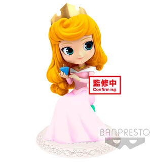 Figura Princesa Aurora Disney Character Q Posket Perfumagic B 12cm-