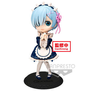 Figura Rem Starting Life In Another World Zero Q Posket a 14cm-