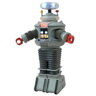 Figura Robot B9 Perdidos en el Espacio Luz y Sonido 25cm-