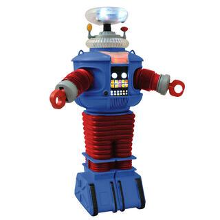 Figura Robot B9 Retro Perdidos en el Espacio Luz y Sonido 25cm-