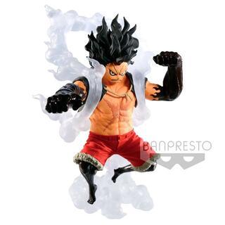 Figura Snakeman Luffy King of Artist One Piece 14cm-